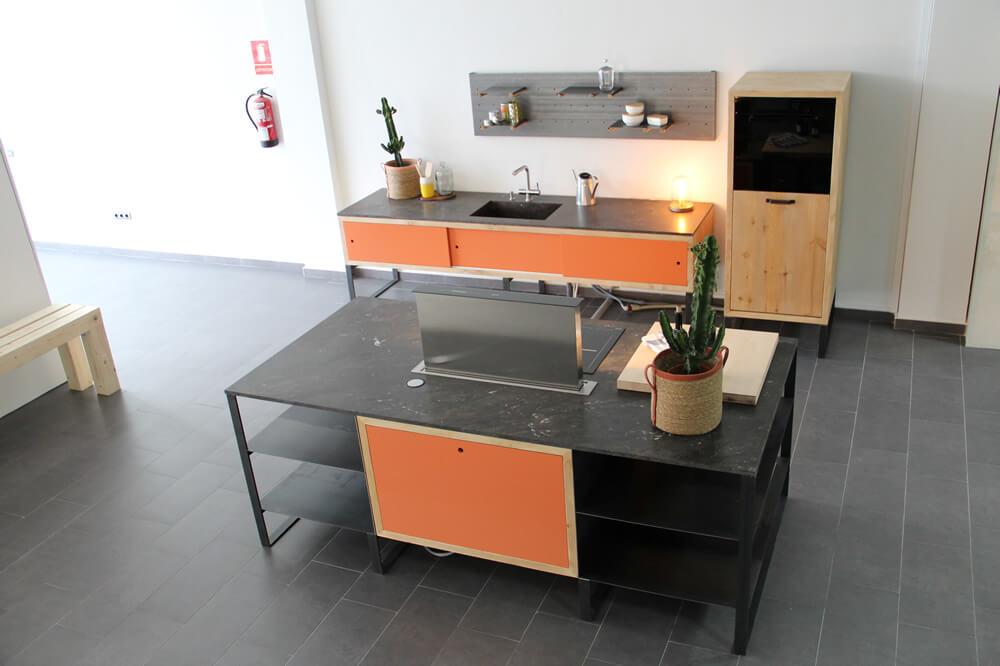Cocinas de diseño en Madrid   Komo Cocinas