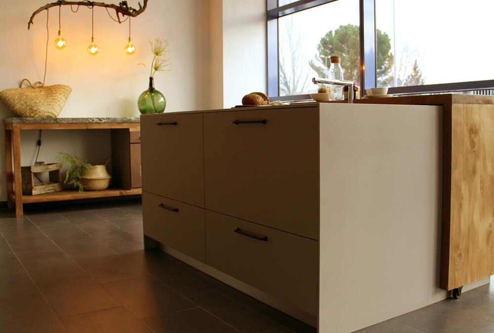 Cocinas de diseño en Madrid | Komo Cocinas